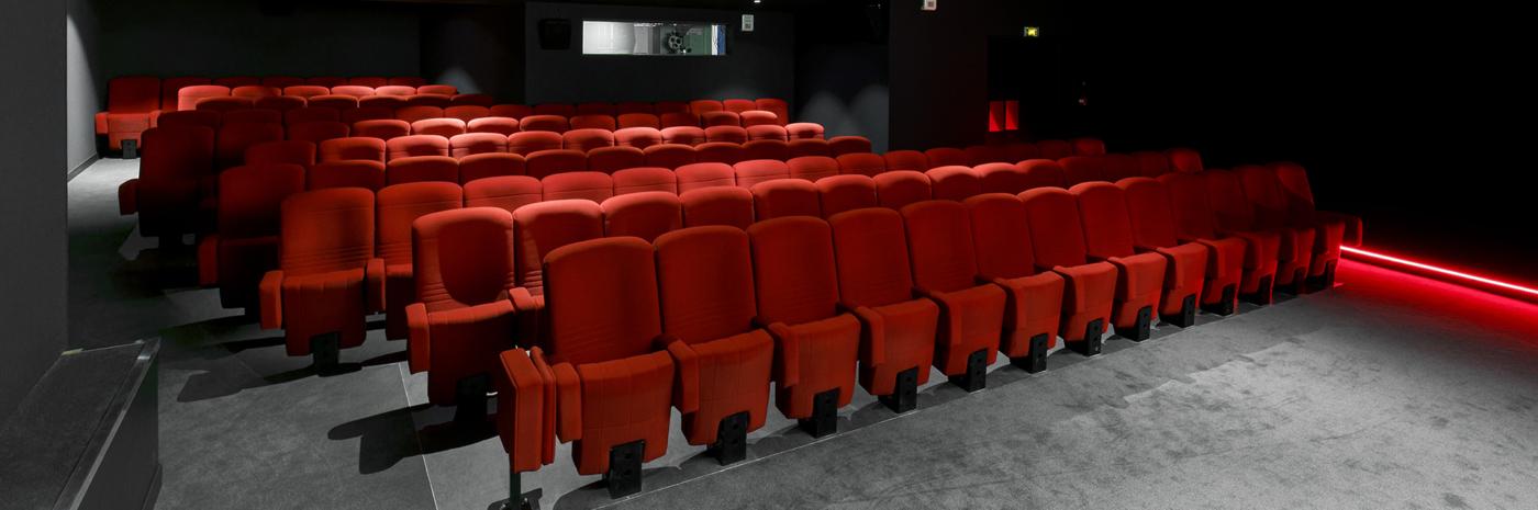 Cinéma Les 9 Luxembourg - Dumez Île-de-France